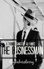 The Businessman || Thomas Sangster AU by lhykabosslarry