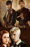 Called Back {Harry Potter & Narnia} cover