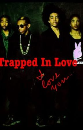 Trapped in Love by jorey_johnae
