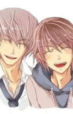Junjou Romantica FanFic: Don't leave me. by shirodoragonu