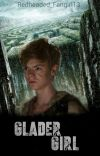 The Glader Girl // Newt// TMR fanfic cover