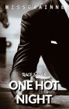RACE 3: One Hot Night (Cassidy Forbes) cover