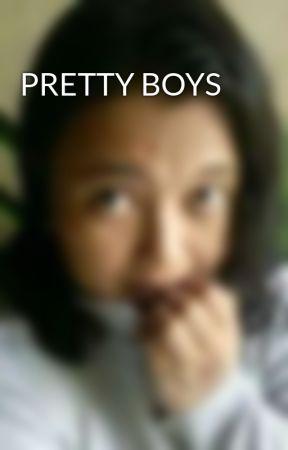 PRETTY BOYS by uLieZha