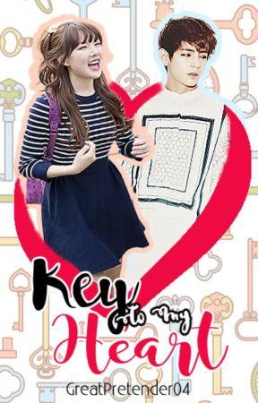 Key To My Heart by GreatPretender04