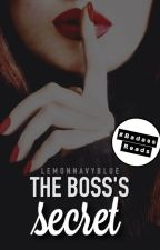 The Boss's Secret by LemonNavyBlue