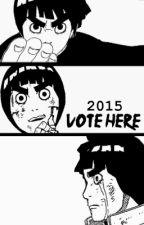 [VOTE HERE] Winter Naruto Wattys' 2015 by NarutoWattys