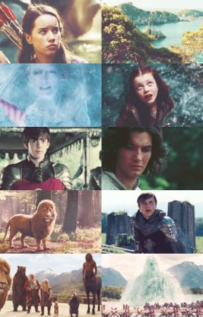 The Big Book of The Chronicles of Narnia x reader [DISCONTINUED] by Queen_Lucy123