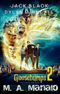 Goosebumps 2 cover