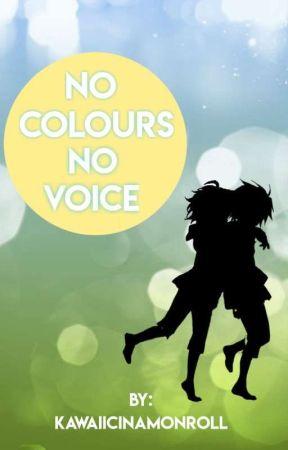 [Eng] No Colours -  No Voice || MikaYuu / YuuMika AU by KawaiiCinamonroll
