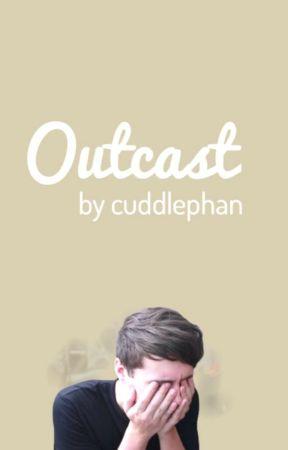Outcast ✧ Phan by cuddlephan