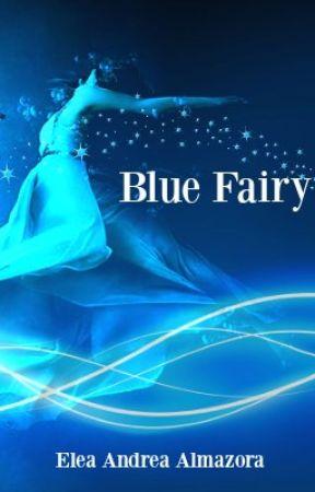Blue Fairy by ealmazora