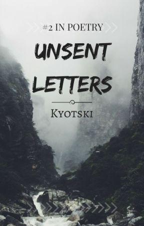 Unsent Letters by Kyotski