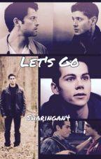 Let's Go (BoyxBoy) by sharingan4
