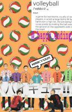 Haikyuu Oneshots Fanfictions by happyxendings_