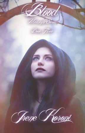 Blood (Midnight Series: Book Three) by IreneKoroni