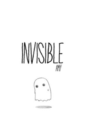 invisible ☹ c.h by cliffordisfire