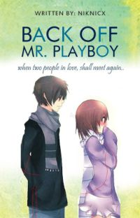 Back off.. Mr. Playboy cover