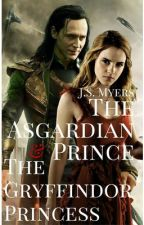 The Asgardian Prince and The Gryffindor Princess    Loki x Hermione Love Story by JS_Myers