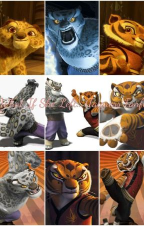What if She Left... Tigress X Tai Lung (Taigress) by tigress-is-life