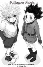 Killugon shorts! by Syds_Stuff