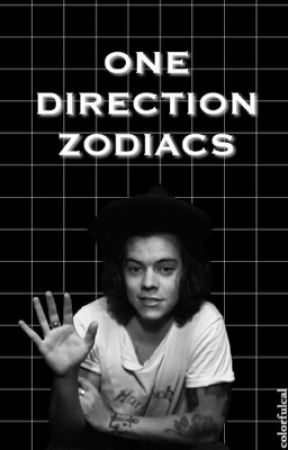 One Direction Zodiacs by colorfulcal