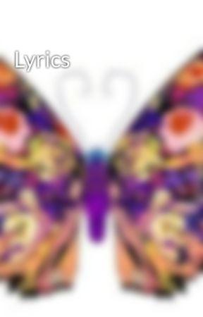 Lyrics by TheWeirdos_