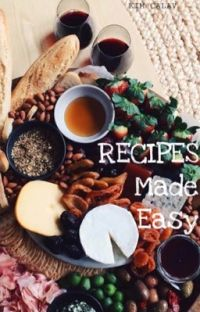 Healthy Recipes made easy cover
