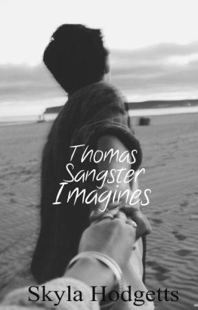 Thomas Sangster Imagines by hiskyla