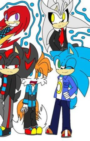 Sonic Boys X Reader by SONIC-FANFICS