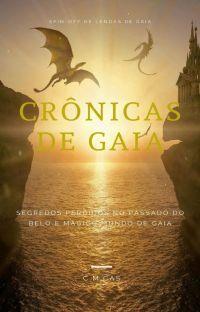 Crônicas de Gaia cover