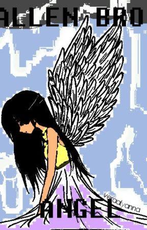 A Fallen Broken Angel by ChloexGeek