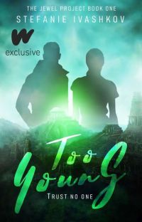 Too Young (The Jewel Project #1) cover