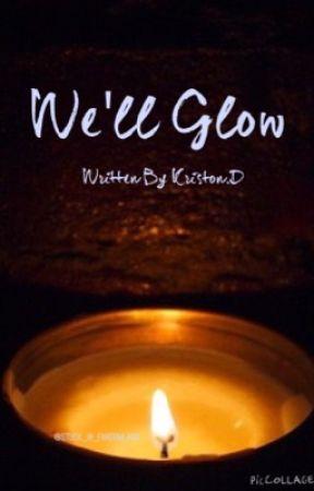 We'll glow -#prayforparis #prayfortheworld by Stuck_In_Fandomland