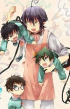 Blue Exorcist Family! by Mystic_Wolf_ArT