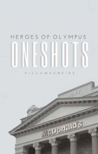 Heroes of Olympus Oneshots | ✓ by pillowsonfire