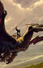 Dragon Rider by reginapanuelo96