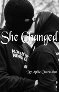 She Changed cover