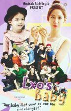 [C] EXO'S BABY 엑소의 아기  by MyraArisya