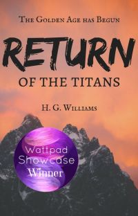 Return of the Titans cover