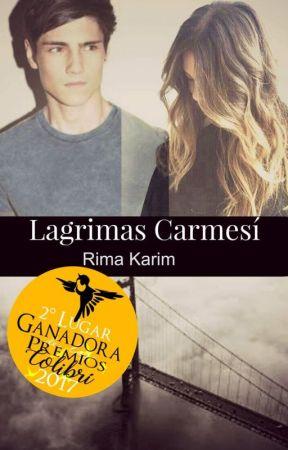 Lágrimas carmesí #RaekenAwars2017  #NA2017 #FCA2017 by RimaKarim