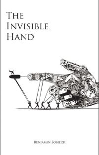 The Invisible Hand - A crime novel cover
