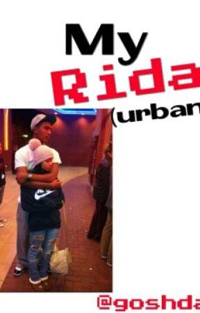 My Rida (Urban) by goshdana