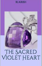 The Sacred Violet Heart by rukrish