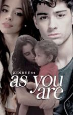 As You Are (Camren) by kinbee34