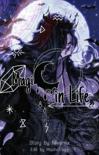 Magic in Life cover