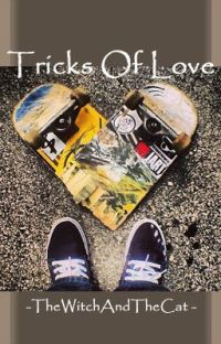 """Tricks of Love (Second Book of """"Fire and Ice"""" series) cover"""