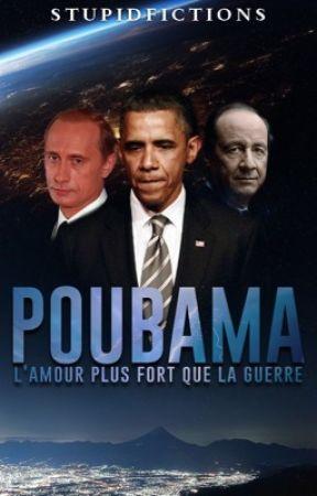 Poubama, l'amour plus fort que la guerre by stupidfictions