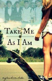 Take Me As I Am (Version Française) cover