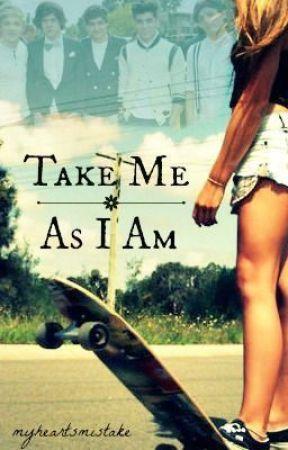 Take Me As I Am (Version Française) by INeedAShamrock