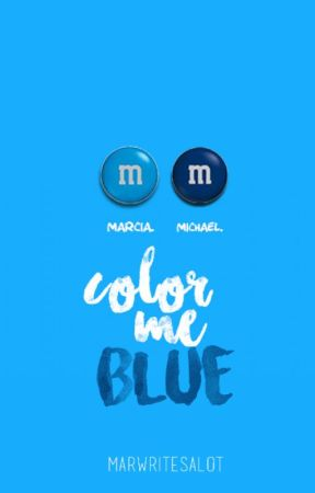 Color Me Blue by marwritesalot